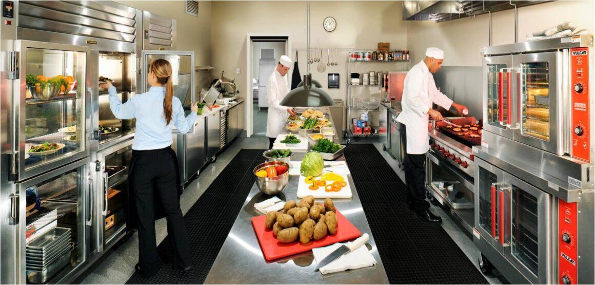 Industria de alimentos y restaurantes