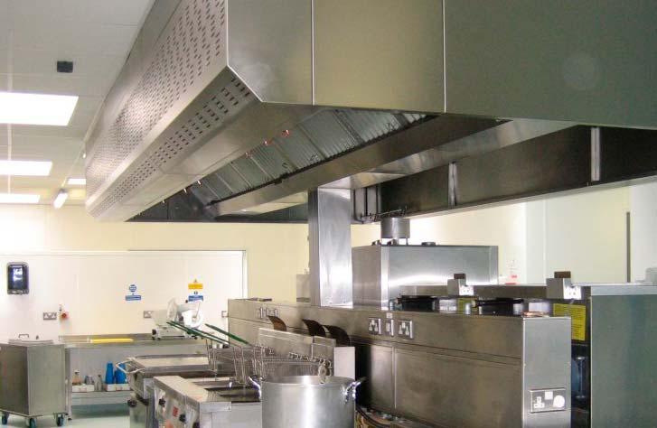 3 aspectos importantes en la limpieza de ductos y campanas