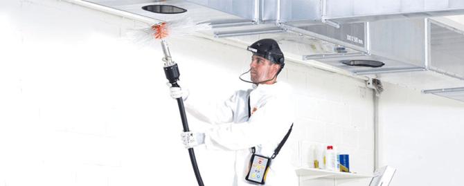 servicio de limpieza de ductos y campanas